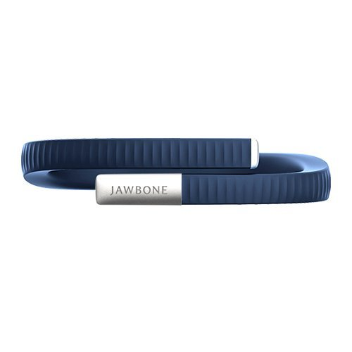 Jawbone UP24Armband/Aktivitäts-/Schlaftracker, kabellos, für iOS und Android, Größe S, Navy
