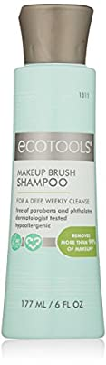 Ecotools Makeup Brush Cleansing
