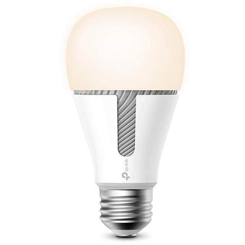 TP-LINK Dimmable LED Kasa WiFi, Tunable White Smart Light Bulb, Works with Alexa & Google (KL120), A19, 60W Equivalent
