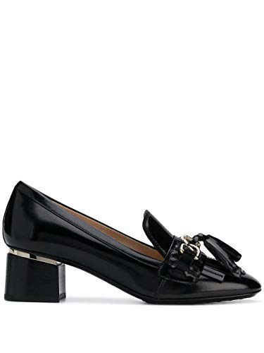 Tod's Luxury Fashion Damen XXW10B0Z870SHAR810 Schwarz Pumps | Jahreszeit Outlet