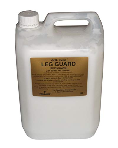 Gold Label GLD0128 Protège-Jambes, Transparent, 500 ML
