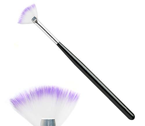 PROFICO Besenchenpinsel zum Make up und zur Beseitigung des Feinstaubes | Komfort und Funktionalität beim Nagelstyling und Make up