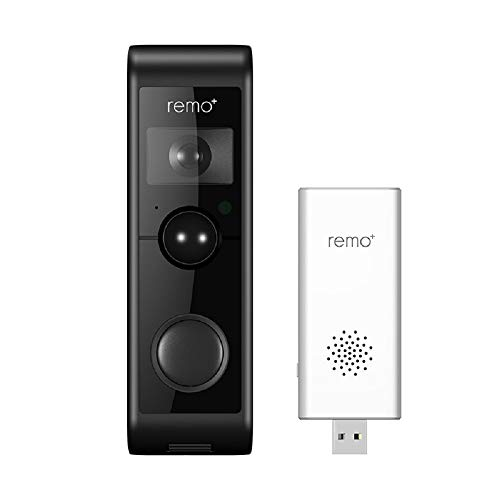 RemoBell W Video Doorbell Camera with Chime