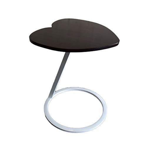 Kleine koffietafel draagbare hoekbank salontafel van massief hout enkele eenvoudige ideeën zijdelings beweging tafel salontafel woonkamer modern kleine hoekijzeren enkele kleine salontafel #3