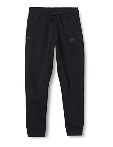 Nike Jungen Sport Trousers B NSW TCH FLC Pant, Black/(Black), M, CU9213
