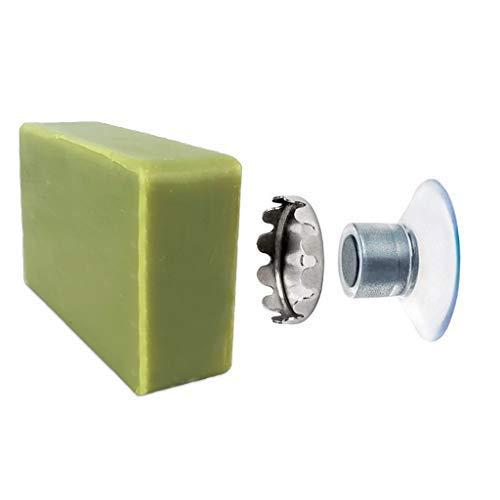 SudoreWell® schwebender Seifenhalter mit Magnet für Seifen bis 150g