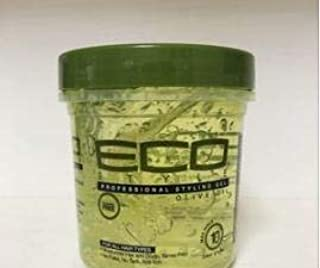 Shreeyas Free Delivery World Eco hair Styler styling gel Gel / 236ml (1 bottles) : green
