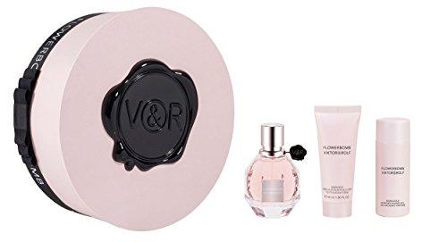 Viktor & Rolf Flowerbomb Set 50 ml Eau de Parfum + 50 ml Shower Gel + 40ml Body Cream