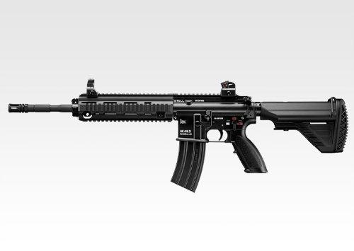 東京マルイ 次世代電動ガン HK416D NEWニッケルフルセット (本体+バッテリー+充電器)