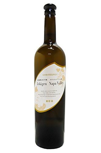 上喜元(じょうきげん)ナパバレー 純米吟醸 カリフォルニアワイン樽貯蔵 750ml