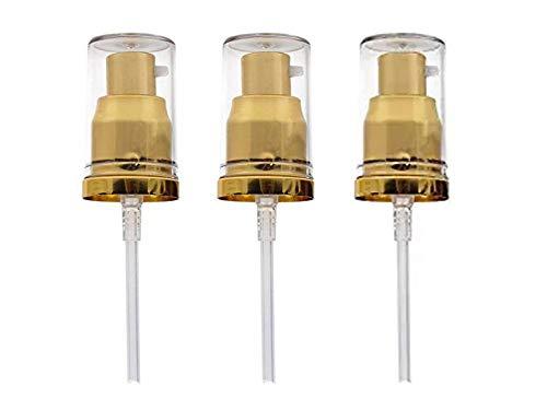 3 Pack Foundation Pump for Estee Lauder Double Wear Foundation(Gold)