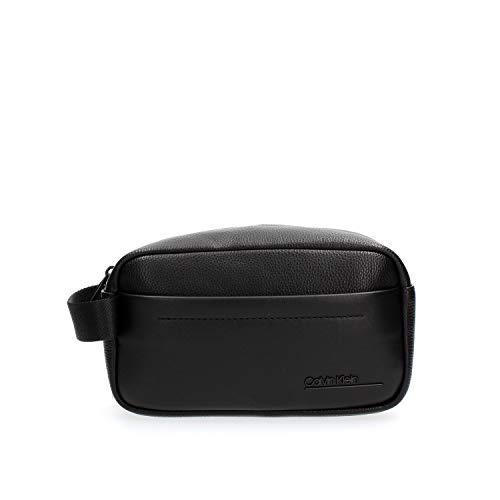 Calvin Klein CK Duty Washbag Black