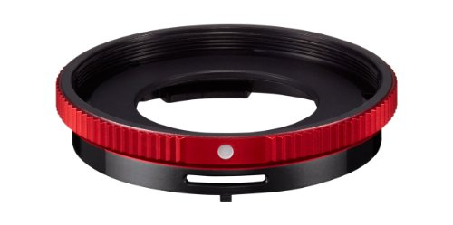 Olympus CLA-T01 Conversion Lens Adapter for Olympus TG-1 / 2 / 3 / 4 and TG-5 (Red)