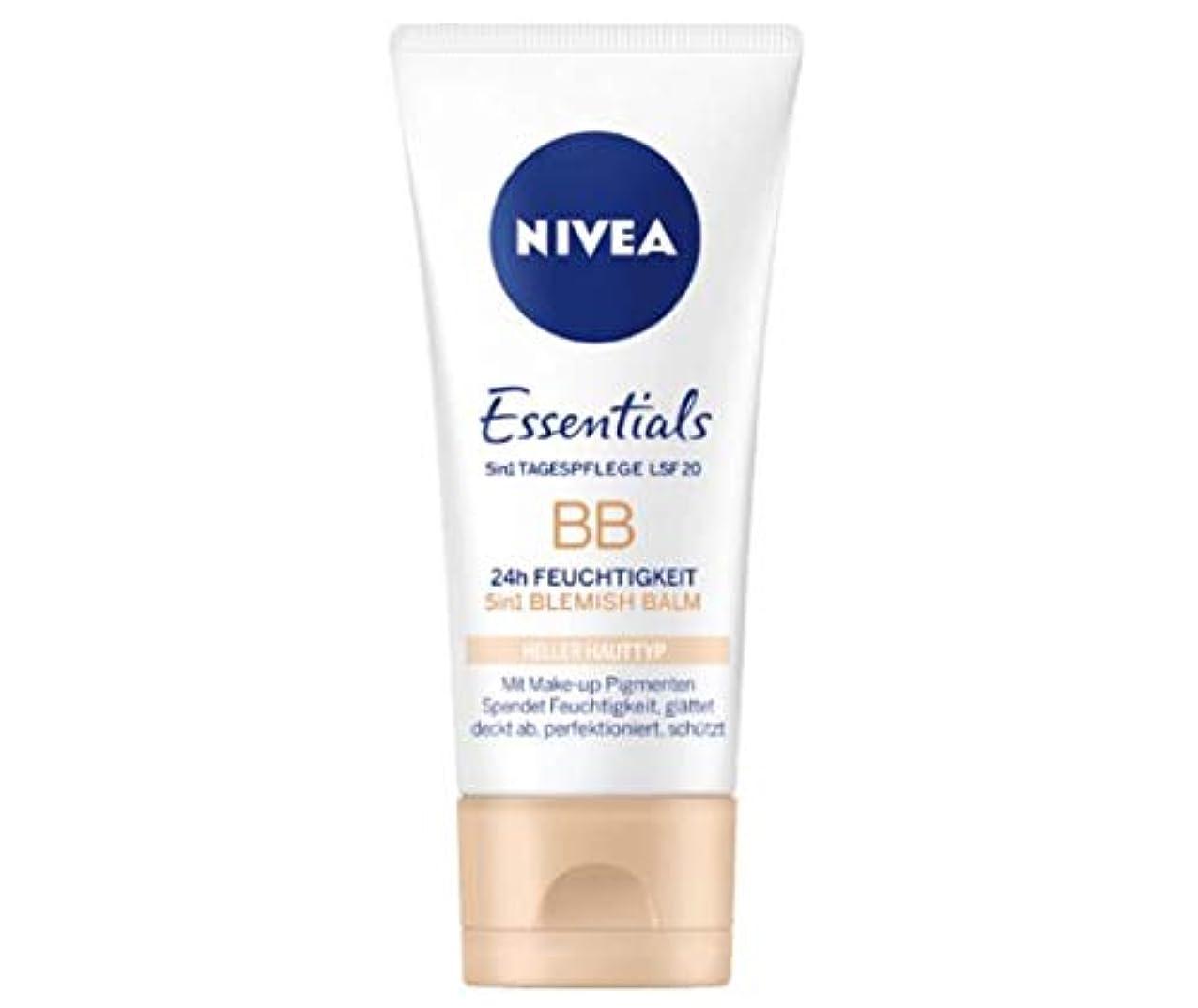 所属フィットエージェントニベア Nivea BBクリーム Essentials 50ml [並行輸入品]