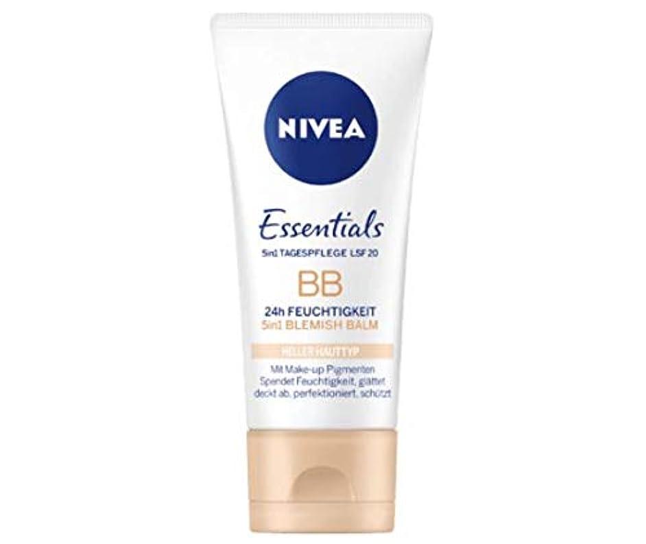 織るつかいます親密なニベア Nivea BBクリーム Essentials 50ml [並行輸入品]