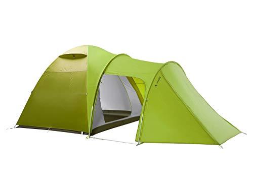 VAUDE >=5-personen-zelt Campo Casa XT 5P, 5 Personenzelt, einfacher Aufbau, chute green, one Size, 142294590