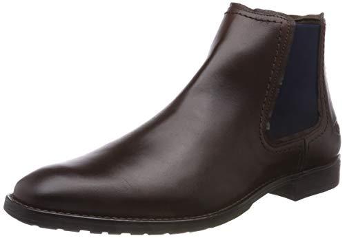 camel active Herren Como 24 Chelsea Boots, Braun (Chestnut 2), 46 EU (11 UK)