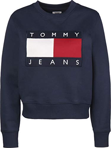Tommy Jeans Flag W Sudadera