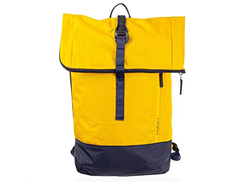 Franky RS53 Rucksack with Laptop Compartment Yellow / Blue