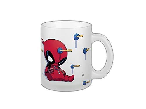 Deadpool Marvel Comics - Premium Tasse - Baby Geschenkbox