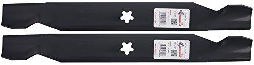Rotary 2 Hi Lift Blades for Craftsman 127842, 138497, 38