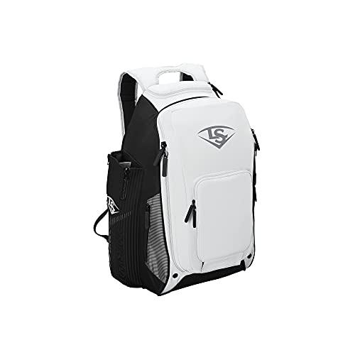 ルイスビルスラッガー(Louisville Slugger) 野球 バッグ ギア バッグ PRIME STICK PACK (プライム スティック パック) バックパック バット4本入れ WB5711005 TEAM WHITE