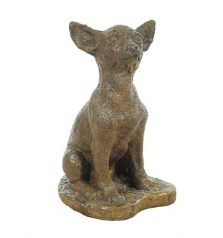Solid Rock Stoneworks Sm Chihuahua- 12' Tall- Tobacco Rd Color