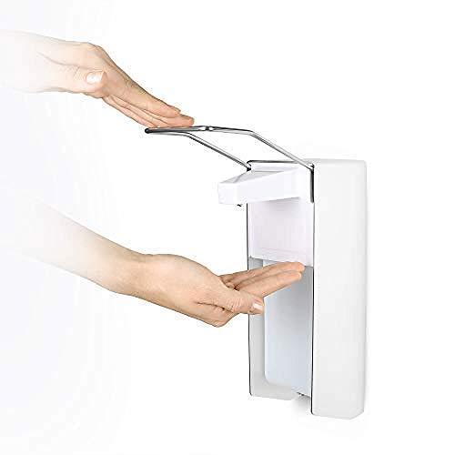 HebaiDIY 1000ml Medizinischer Desinfektionsspender Seifenspender für Industrie und Gewerbe