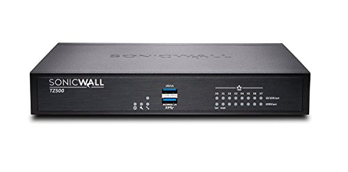 SonicWall | TZ500 Security VPN Firewall (TZ500 TotalSecure Bundle)