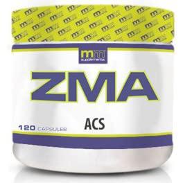 Mm Supplements ZMA 120 cápsulas 130 g
