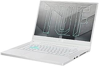 ASUS (エイスース) FX516PM-I7G3060WBKS ゲーミングノートパソコン TUF Dash F15 FX516PM ムーンライトホワイト [15.6型 /Core i7 /SSD:512GB /メモリ:16GB /2021年4...