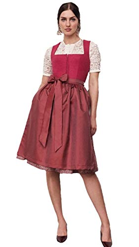 Kinga Mathe Alissa by Dirndl Helene 16993 65er Pink Größe 42