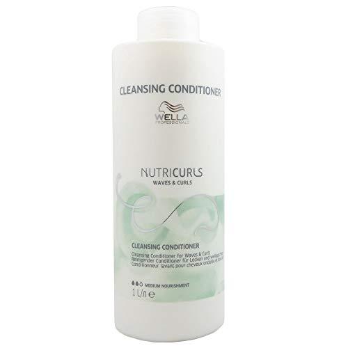 WELLA Wpc Nutricurls Cleansing Conditioner 1L 1000 ml