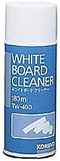 ホワイトボード用クリーナー 180ml スプレータイプ 品番:TW-400 注文番号:51070946 メーカー:コクヨ