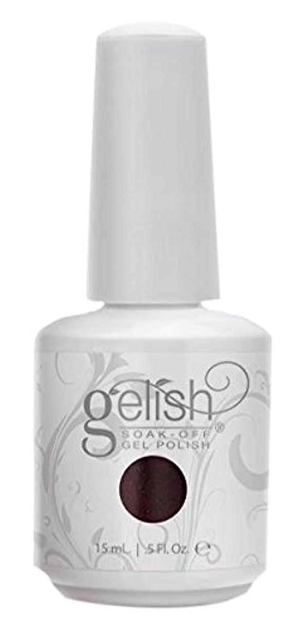 上へ緊張蛇行Harmony Gelish Gel Polish - Wine & Dine - 0.5oz / 15ml