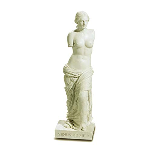 Souvenirs of France - Estatua de Venus of Milo (5,9 Pulgadas), Color Blanco