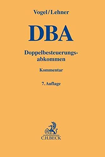 Doppelbesteuerungsabkommen: der Bundesrepublik Deutschland auf dem Gebiet der Steuern vom Einkommen und Vermögen (Gelbe Erläuterungsbücher)