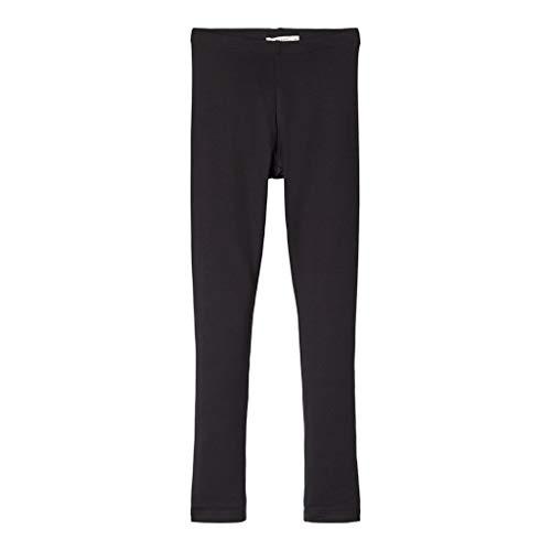 Name It Nkfdavina Sweat Legging Noos, Noir (Black), 50L (Taille Fabricant: 98) Bébé Fille