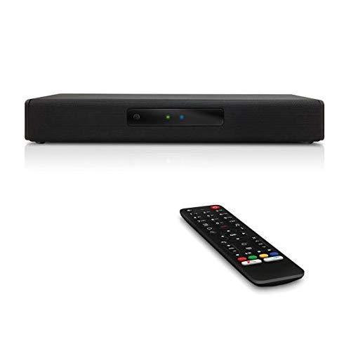 SoundBox HD: Soundbar + Freeview Play Smart TV Box + Streaming + Grabación = todo en un solo lugar