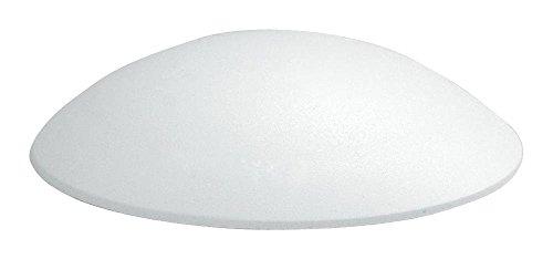 SBS lot de 10 sourdines ® bummsinchen butoir de porte ø 40 mm mur blanc