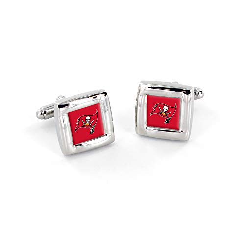 Tampa Bay Buccaneers NFL Logo'd Executive Cufflinks w/Jewelry Box