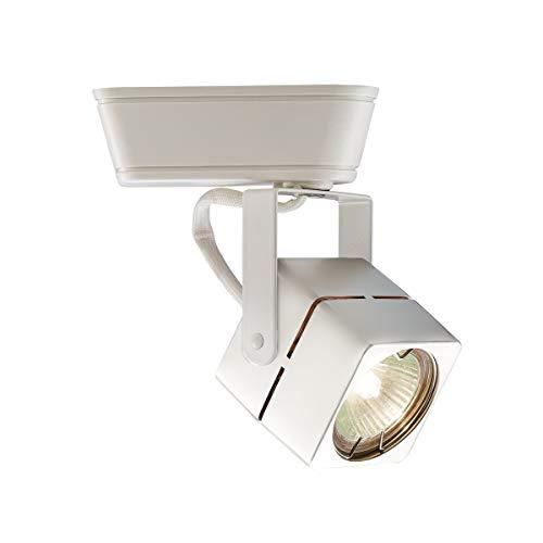 WAC Lighting JHT-802-WT J Series Low Voltage Track Head, 50W