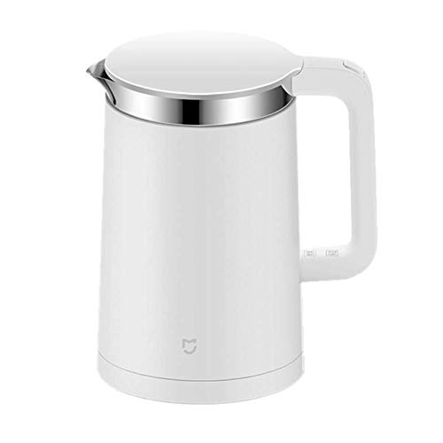 Willlly Für Xiaomi Smart Wasserkocher 1 5 Casual Chic Liters Wasserkocher Reise Camping Design Retro Classic Mode Style (Color : Colour, Size : Size)