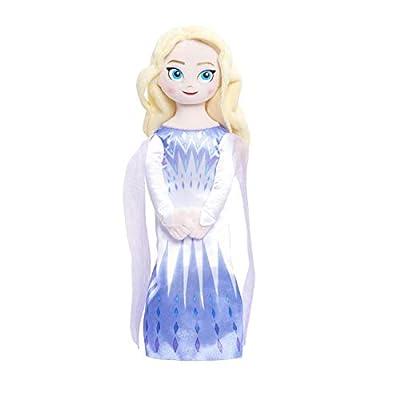 Disney Frozen 2 Talking 9.5-Inch Small Plush Elsa