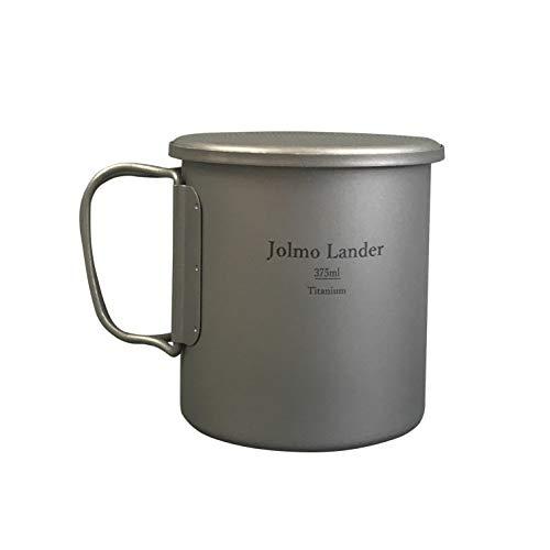 Jolmo Lander チタンダブルマグ