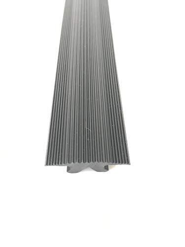 TREKFINDER Abdeckprofil Airlineschiene / 30mm breit / 200cm lang / 3,5mm hoch / 1 Stück