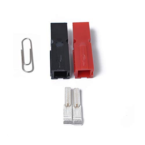 Vosarea Conectores rápidos de batería 600V 15A 16–20AWG para el Coche eléctrico...