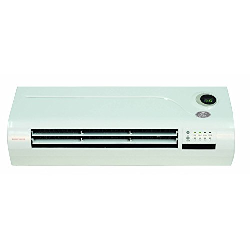 31alsacK8SL. SS500  - PTC Over Door Heater and Cold Air Fan - Remote Control with LED Display