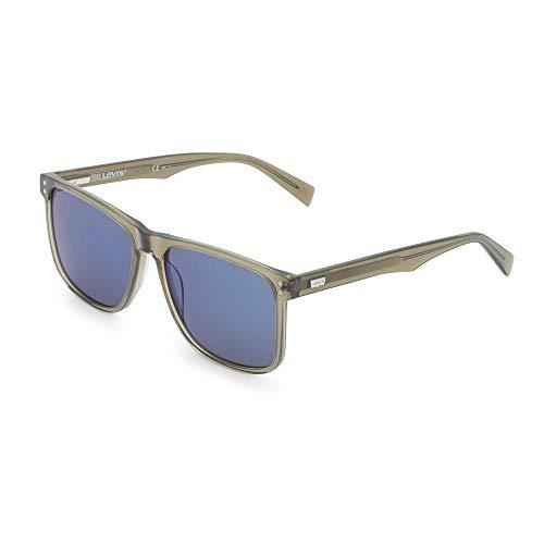 LEVI'S EYEWEAR Herren LV 5004/S Sonnenbrille, MUD, 57