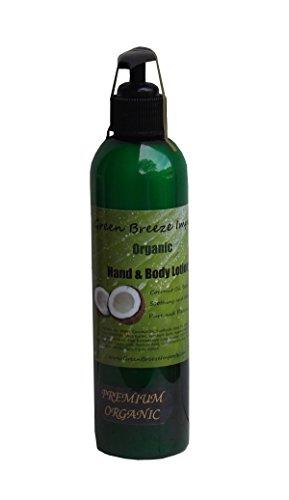 Green Breeze Imports Citronella-Scented Organic Body Lotion